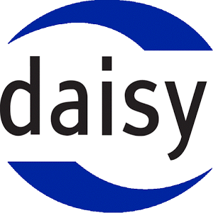 Available for DAISY Digital Talking Book